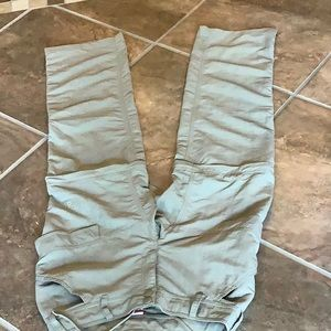 North Face hiking pants size 4